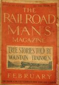 Railroad Man's Magazine (1906-1919 Frank A. Munsey) Pulp 1st Series Vol. 5 #1