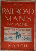 Railroad Man's Magazine (1906-1919 Frank A. Munsey) Pulp 1st Series Vol. 5 #2