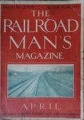 Railroad Man's Magazine (1906-1919 Frank A. Munsey) Pulp 1st Series Vol. 5 #3