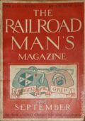 Railroad Man's Magazine (1906-1919 Frank A. Munsey) Pulp 1st Series Vol. 6 #4