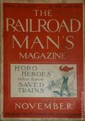Railroad Man's Magazine (1906-1919 Frank A. Munsey) Pulp 1st Series Vol. 7 #2