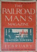 Railroad Man's Magazine (1906-1919 Frank A. Munsey) Pulp 1st Series Vol. 8 #1