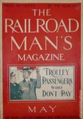 Railroad Man's Magazine (1906-1919 Frank A. Munsey) Pulp 1st Series Vol. 8 #4