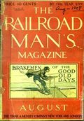 Railroad Man's Magazine (1906-1919 Frank A. Munsey) Pulp 1st Series Vol. 9 #3