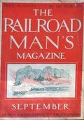 Railroad Man's Magazine (1906-1919 Frank A. Munsey) Pulp 1st Series Vol. 9 #4