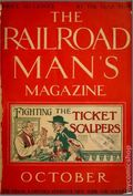 Railroad Man's Magazine (1906-1919 Frank A. Munsey) Pulp 1st Series Vol. 10 #1