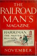 Railroad Man's Magazine (1906-1919 Frank A. Munsey) Pulp 1st Series Vol. 10 #2