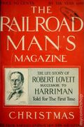 Railroad Man's Magazine (1906-1919 Frank A. Munsey) Pulp 1st Series Vol. 10 #3