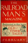 Railroad Man's Magazine (1906-1919 Frank A. Munsey) Pulp 1st Series Vol. 11 #1