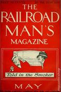 Railroad Man's Magazine (1906-1919 Frank A. Munsey) Pulp 1st Series Vol. 11 #4