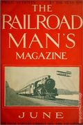 Railroad Man's Magazine (1906-1919 Frank A. Munsey) Pulp 1st Series Vol. 12 #1