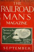 Railroad Man's Magazine (1906-1919 Frank A. Munsey) Pulp 1st Series Vol. 12 #4
