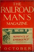 Railroad Man's Magazine (1906-1919 Frank A. Munsey) Pulp 1st Series Vol. 13 #1