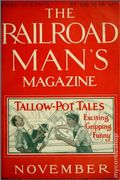 Railroad Man's Magazine (1906-1919 Frank A. Munsey) Pulp 1st Series Vol. 13 #2