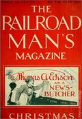 Railroad Man's Magazine (1906-1919 Frank A. Munsey) Pulp 1st Series Vol. 13 #3