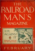 Railroad Man's Magazine (1906-1919 Frank A. Munsey) Pulp 1st Series Vol. 14 #1