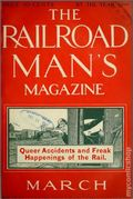 Railroad Man's Magazine (1906-1919 Frank A. Munsey) Pulp 1st Series Vol. 14 #2