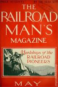 Railroad Man's Magazine (1906-1919 Frank A. Munsey) Pulp 1st Series Vol. 14 #4