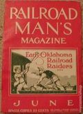 Railroad Man's Magazine (1906-1919 Frank A. Munsey) Pulp 1st Series Vol. 15 #1