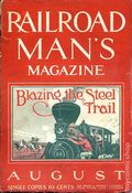 Railroad Man's Magazine (1906-1919 Frank A. Munsey) Pulp 1st Series Vol. 15 #3