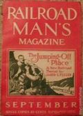 Railroad Man's Magazine (1906-1919 Frank A. Munsey) Pulp 1st Series Vol. 15 #4
