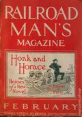 Railroad Man's Magazine (1906-1919 Frank A. Munsey) Pulp 1st Series Vol. 17 #1