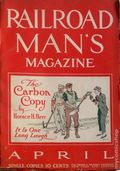 Railroad Man's Magazine (1906-1919 Frank A. Munsey) Pulp 1st Series Vol. 17 #3