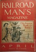 Railroad Man's Magazine (1906-1919 Frank A. Munsey) Pulp 1st Series Vol. 20 #3