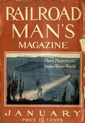 Railroad Man's Magazine (1906-1919 Frank A. Munsey) Pulp 1st Series Vol. 23 #1