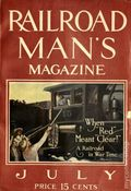 Railroad Man's Magazine (1906-1919 Frank A. Munsey) Pulp 1st Series Vol. 27 #3