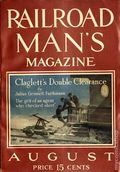 Railroad Man's Magazine (1906-1919 Frank A. Munsey) Pulp 1st Series Vol. 27 #4