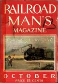 Railroad Man's Magazine (1906-1919 Frank A. Munsey) Pulp 1st Series Vol. 28 #2