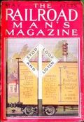 Railroad Man's Magazine (1906-1919 Frank A. Munsey) Pulp 1st Series Vol. 30 #1