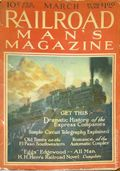 Railroad Man's Magazine (1906-1919 Frank A. Munsey) Pulp 1st Series Vol. 32 #3