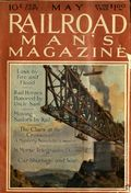 Railroad Man's Magazine (1906-1919 Frank A. Munsey) Pulp 1st Series Vol. 33 #1