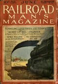 Railroad Man's Magazine (1906-1919 Frank A. Munsey) Pulp 1st Series Vol. 33 #2