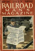 Railroad Man's Magazine (1906-1919 Frank A. Munsey) Pulp 1st Series Vol. 33 #3