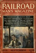 Railroad Man's Magazine (1906-1919 Frank A. Munsey) Pulp 1st Series Vol. 34 #1