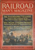 Railroad Man's Magazine (1906-1919 Frank A. Munsey) Pulp 1st Series Vol. 34 #2