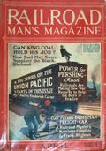 Railroad Man's Magazine (1906-1919 Frank A. Munsey) Pulp 1st Series Vol. 35 #4