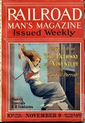 Railroad Man's Magazine (1906-1919 Frank A. Munsey) Pulp 1st Series Vol. 38 #1