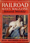 Railroad Man's Magazine (1906-1919 Frank A. Munsey) Pulp 1st Series Vol. 39 #2