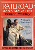 Railroad Man's Magazine (1906-1919 Frank A. Munsey) Pulp 1st Series Vol. 39 #4
