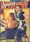 Speed Detective (1943-1947 Trojan-Arrow Publishing) Pulp Vol. 1 #1