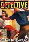 Speed Detective (1943-1947 Trojan-Arrow Publishing) Pulp Vol. 1 #2