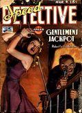 Speed Detective (1943-1947 Trojan-Arrow Publishing) Pulp Vol. 1 #3