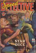 Speed Detective (1943-1947 Trojan-Arrow Publishing) Pulp Vol. 1 #5