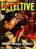 Speed Detective (1943-1947 Trojan-Arrow Publishing) Pulp Vol. 1 #6