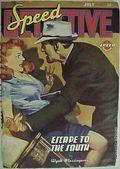 Speed Detective (1943-1947 Trojan-Arrow Publishing) Pulp Vol. 2 #1