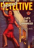 Speed Detective (1943-1947 Trojan-Arrow Publishing) Pulp Vol. 2 #2